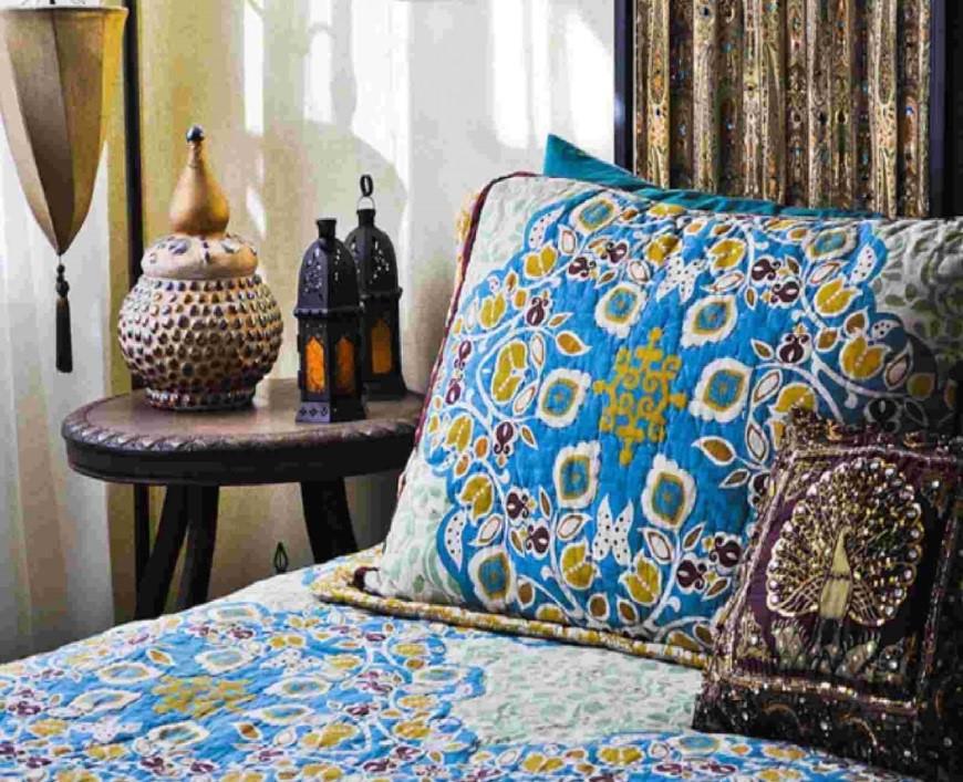 decoración arabe