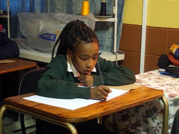 Student of Nobuntu, 2018