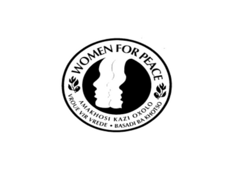 A Letter from Women For Peace Western Cape