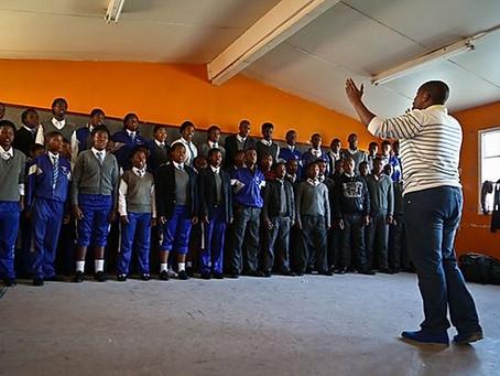 The Fezeka Choir