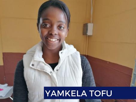 Story of Yamkela Tofu