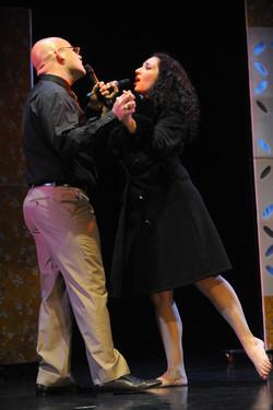 Yael and Zohar Agadot 2011
