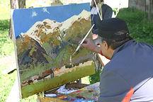 Пленэр, Импрессионизм, купить картину, купить картину в Москве, Александр Бабич, художники современности, художники импрессионисты, искусство
