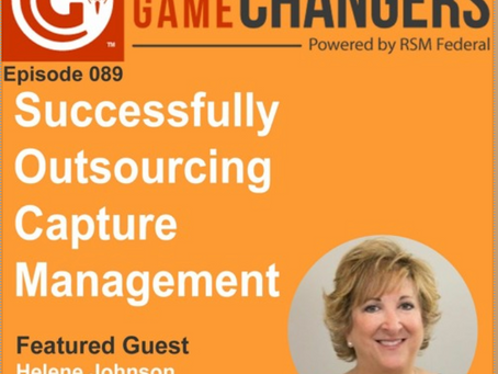 Successfully Outsourcing Capture Management