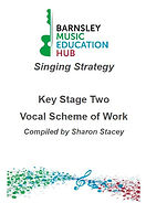 Barnsley Music Hub Key Stage 2 Singing Strategy Front Cover Image