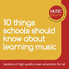 Music Mark 10 Things Schools Should Know Document Front Cover Image