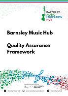 Barnsley Music Education Hub Quality Assurance Framework COVER IMAGE