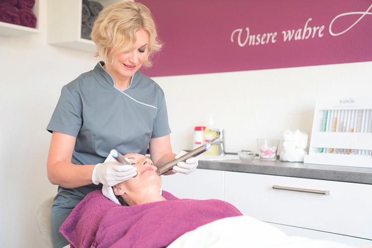 Kosmetikbehandlungen mit großer Wirkung