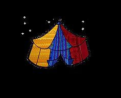 Logo Tejido de circo social