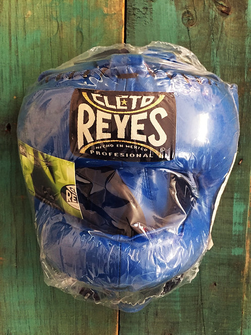 Cabezal Tradicional Barra Cleto Reyes Azul
