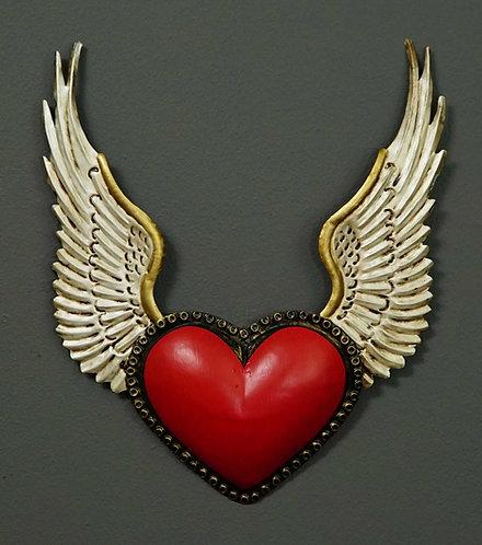 Copia de Corazón San Miguel CSMA20 27X20cm.