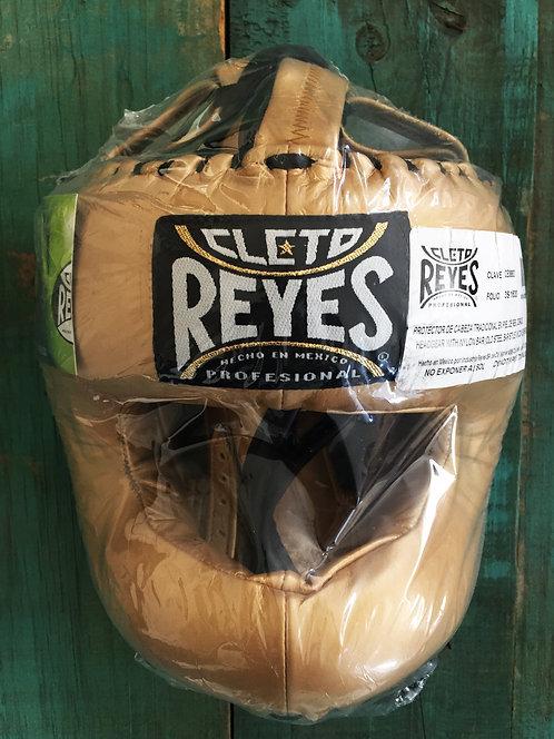 Cabezal Tradicional Barra Cleto Reyes Dorado