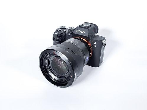 Sony a7 III + Sony 24 - 70 mm  F4 ZEISS