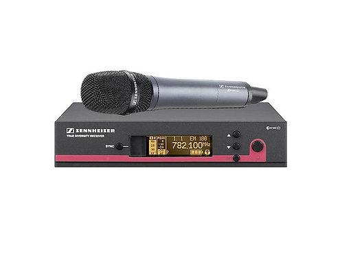 Sennheiser G3 Receiver + Microphone 566-608 MHz