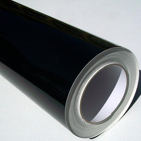 Gloss black Vinyl Stage floor 30m2