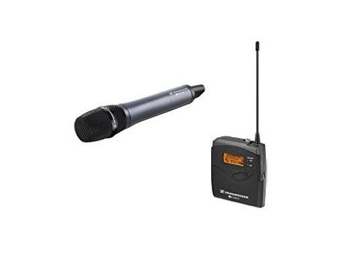 Sennheiser G3 Microphone + Body Receiver 566-608 MHz