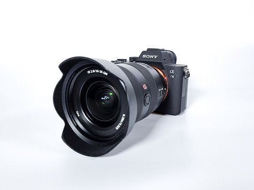 Sony a7 III + Sony 16-35 mm G master 2.8/f