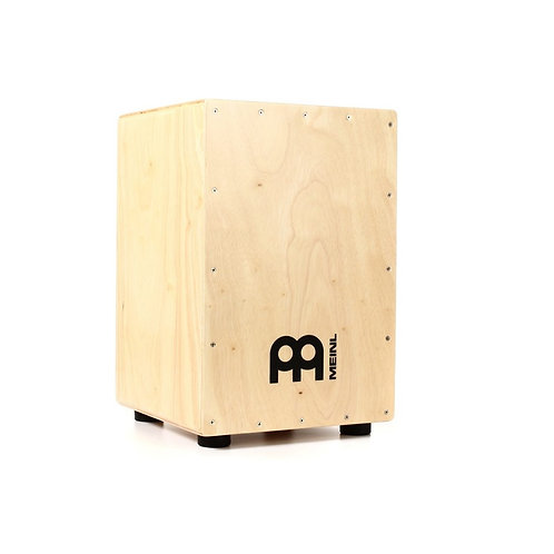 Meinl HCAJ1NT Headliner Natural Wood Cajon Drum