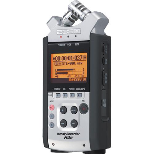 Zoom recording H4n