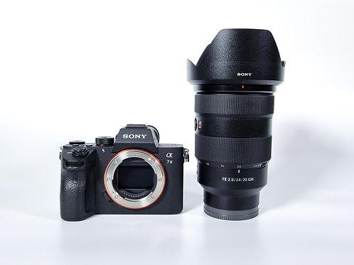 Sony a7 III + Sony 24-70mm G master F 2.8