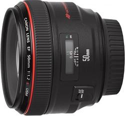 Canon L 50mm f1.2