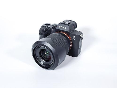 Sony a7 III + Sony 28 - 70mm F4