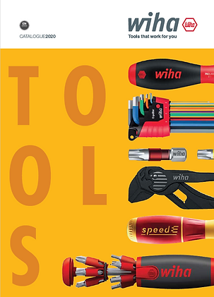 Wiha Tools Catalogue