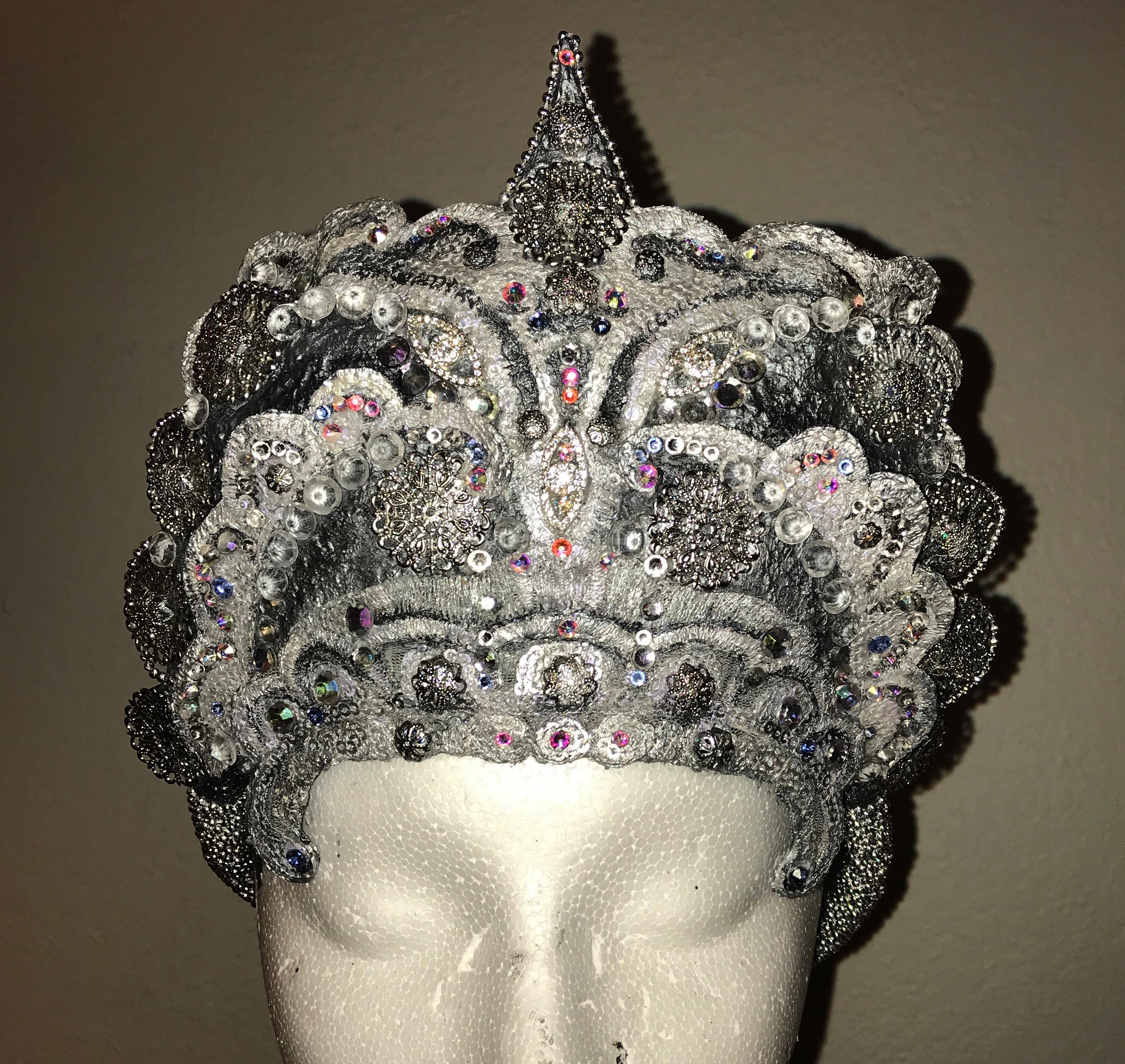 Fosshape Headdress