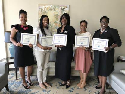 Raleigh-Wake wins Regional Awards!