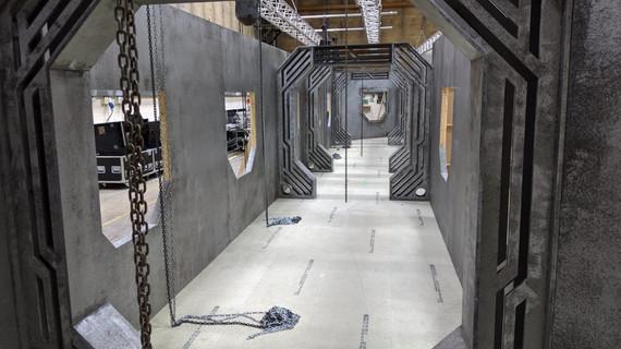 SS Iron Start Corridor