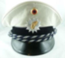 Bahnpolizei Mütze