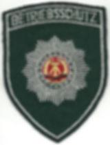 Volkspolizei Ärmel