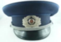 DDR Polizeimütze