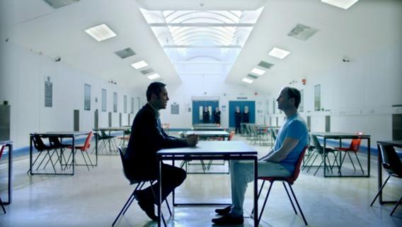 Int. Prison Visting Room