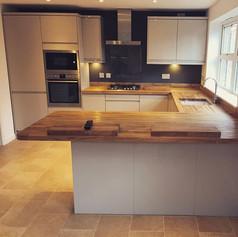 Kitchen refurbishment: 🛠 LED down light