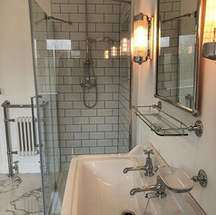 Traditional Bathroom Refurbishment. All