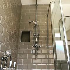 Bathroom refurb- #metro #traditional #ra