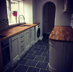 Latest kitchen by #ukpropserve #led #ref