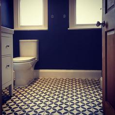 New bathroom created by #ukpropserve #lu