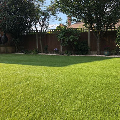 Astro Turf - Supplied and fitted. Comple