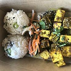 Curry Tofu