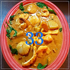 33. Three King Curry