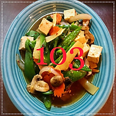 103.  Spicy Tofu