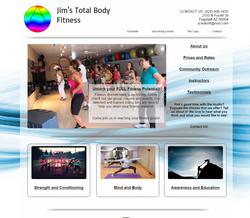 Jim's Total Body Fitness