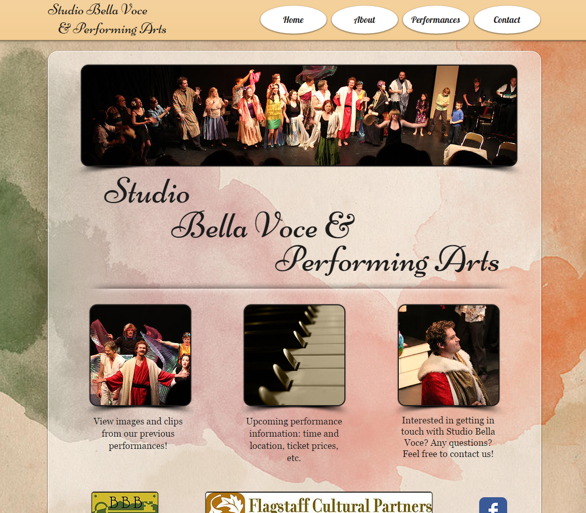 Studio Bella Voce