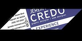 Jeremy Credo Resume