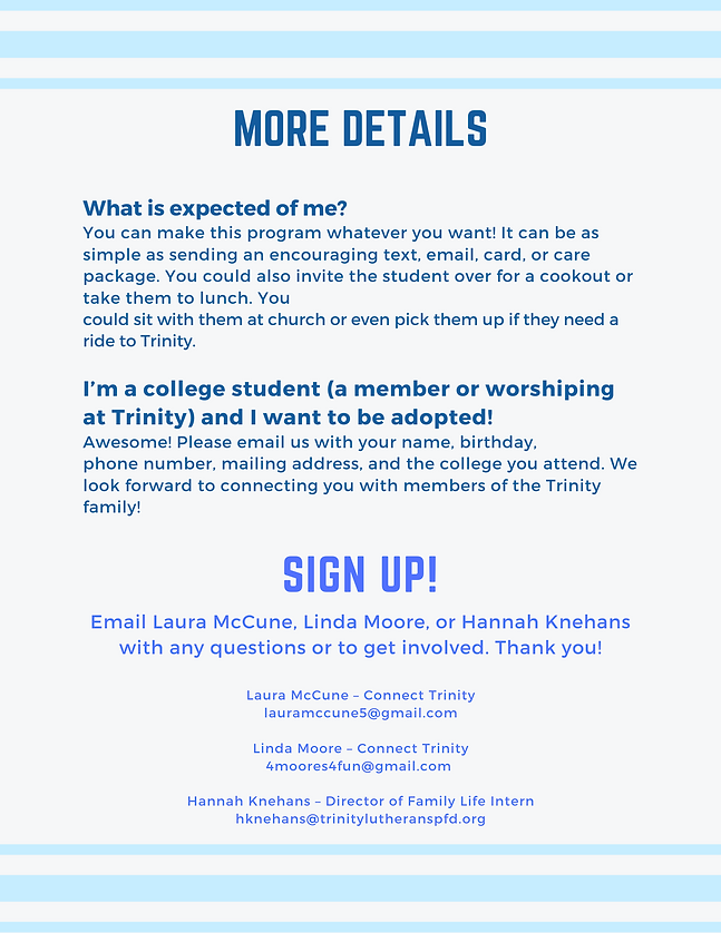College Connection Info Flyer Pg. 2 - PN
