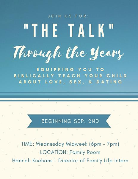 'The Talk' Class Info Flyer Pg. 1 - PNG.