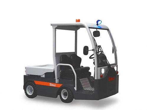 Tracteur & porteur électrique TE80 IXB SIMAI