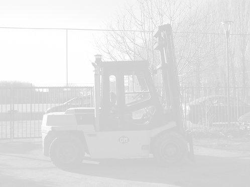 Chariot élévateur diesel occasion, OM Di60C Sx450